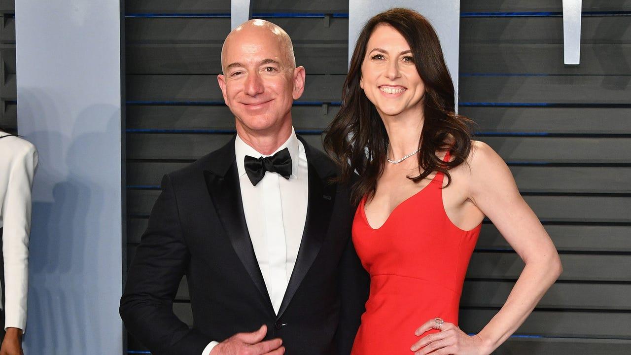 Amazon CEO Jeff Bezos, wife MacKenzie to divorce after 25 years