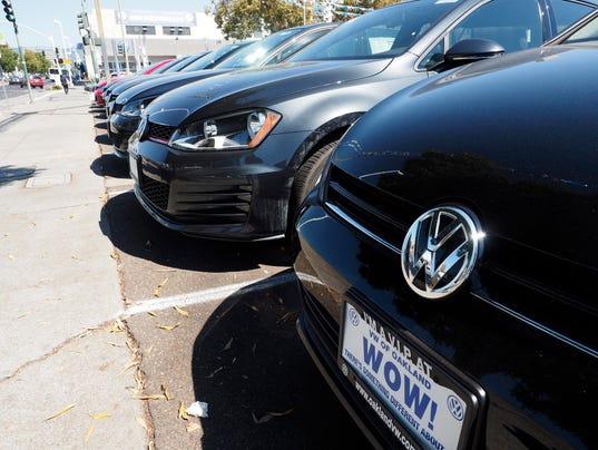 EPA USA AUDI VW EPA EBF TRANSPORT USA CA