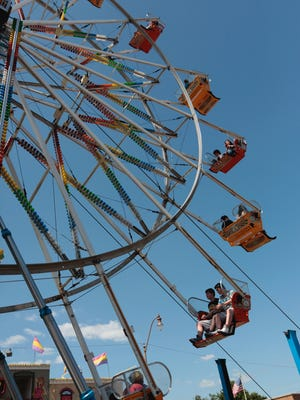 The annual Newark Strawberry Festival has been canceled this year due to the coronavirus.