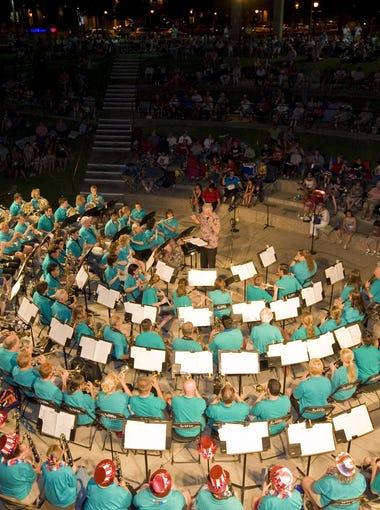 Glendale Summer Band Concert Series   The eight-week
