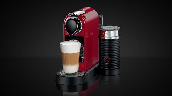 Screw K-Cups. Pod espresso machines are the wave of the future.