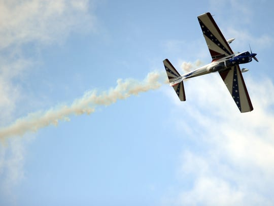 The Wings Over Coshocton Air Show returns to the Richard