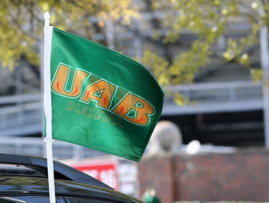 USP FOOTBALL: SONS OF UAB ALUMNI FLAG FOOTBALL GAM S FBO USA AL
