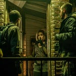 """Dylan Minnette, Jane Levy and Daniel Zovatto star in the horror-thriller """"Don't Breathe,"""" set in Detroit."""