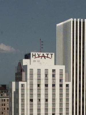 Hyatt Regency downtown