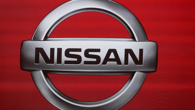 The 2016 Nissan Titan is introduced to the media during the 2015 North American International Auto Show at Cobo Center on Monday, Jan.12, 2015 in Detroit.