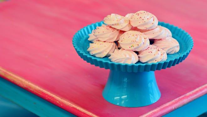 Meringes at Oh Snap! Cupcakes