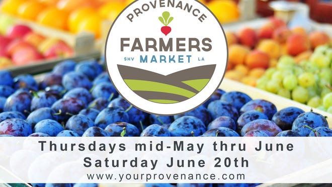 Provenance Farmers Market
