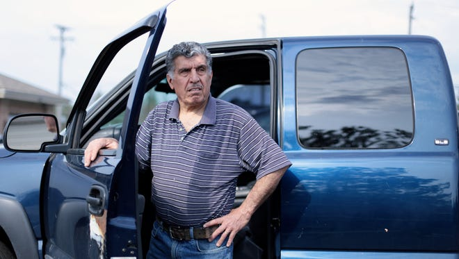 Adel Alkatib, 64, of West Bloomfield, on May 4, filed recalls against West Bloomfield Township clerk and two trustees that was rejected last week by county board. Alkatib, works as a handyman, because he is Chaldean, through his lawyer is fighting discrimination and political harassment and has filed a new petitions.