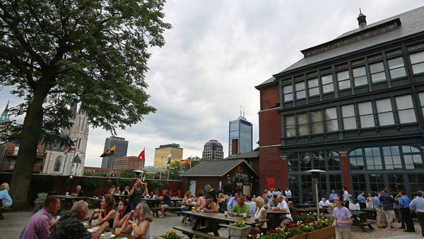 The Rathskeller Biergarten will host The Black...
