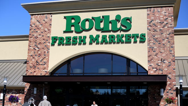Roth's Fresh Markets in West Salem on Thursday, May 7, 2015.