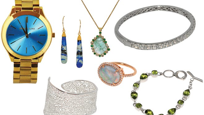 What A Girl Wants: Beautiful jewelry.
