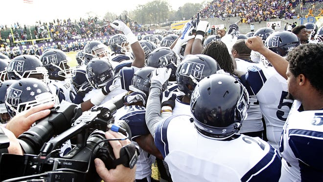 JSU players are scheduled to report to camp on Wednesday, and open practice the next day.