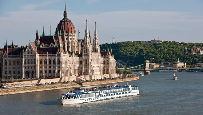 Couples can save up to $2,600 in airfare from any U.S. city on the October river cruises.