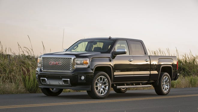 Renaming Mt. McKinley in Alaska Denali, its original title, is not expected to impact GMC sales or strategy.