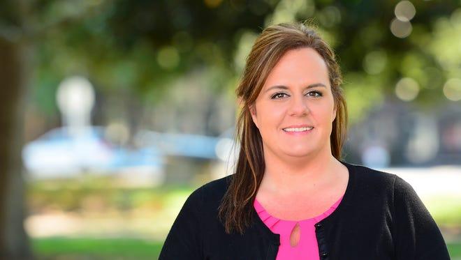 Cristi Malone has a focus on breast cancer prevention.
