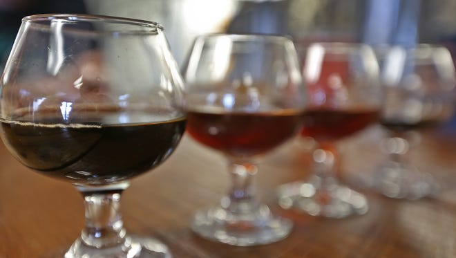 Expect beers from 20 Indiana breweries plus more suds from out-of-state breweries at Barrels on Bonna barrel-aged beer 1 to 5 p.m. Oct. 10 at Black Acre Brewing's new production facility at Irvington Coal Factory.