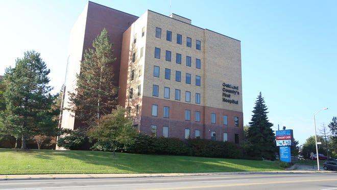 Doctors' Hospital of Michigan is in Pontiac.