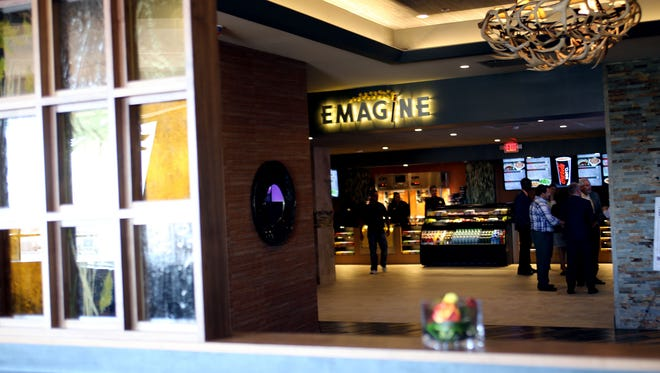 Emagine Entertainment reopened its theater in Birmingham  on  Sept. 23.