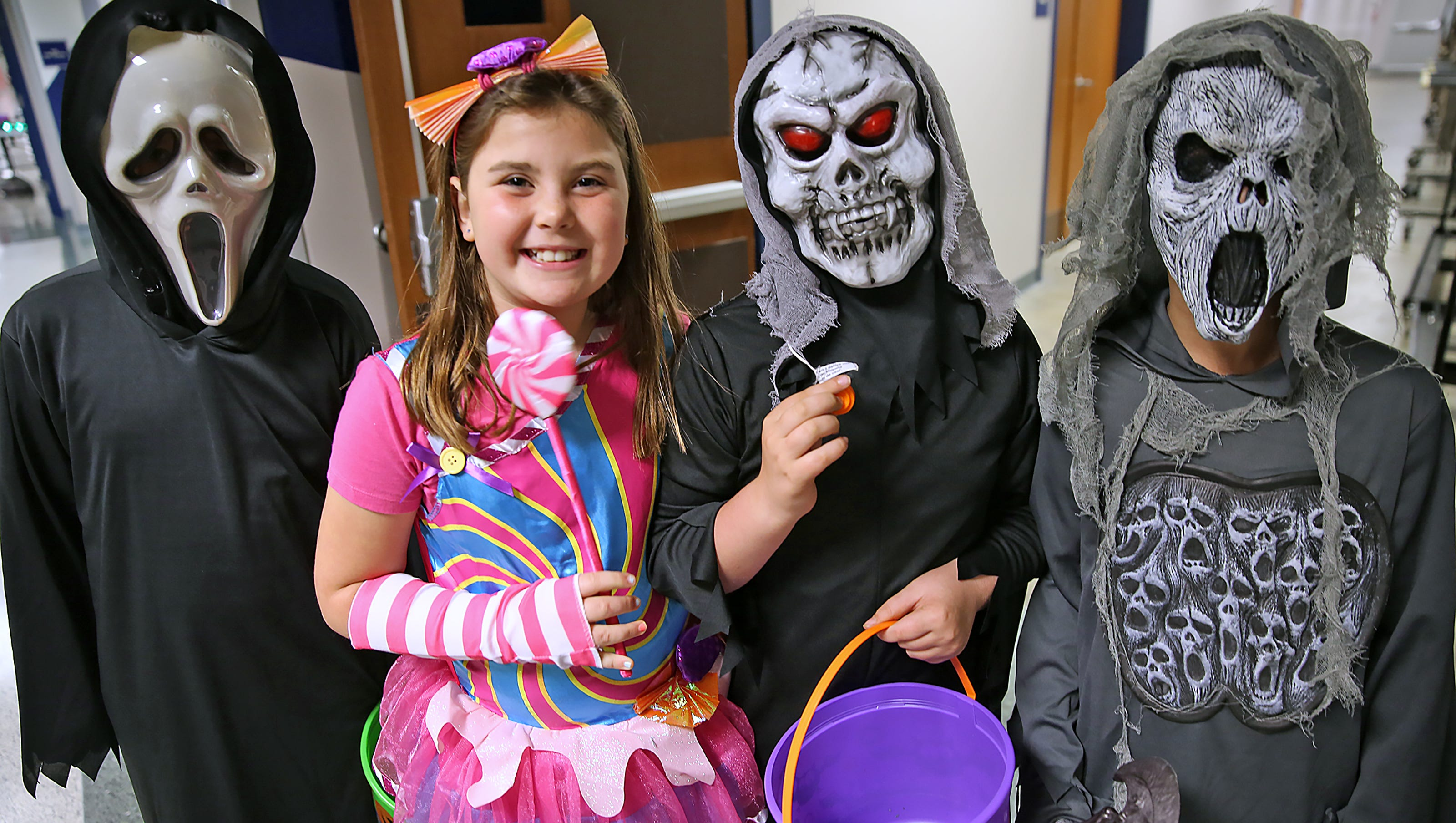 fishers is named indiana's 'best trick-or-treating town'
