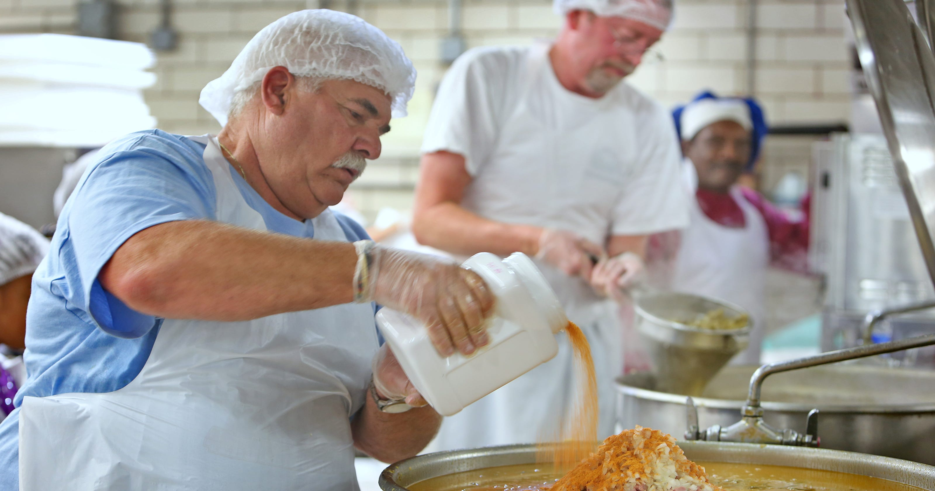 Volunteering At A Soup Kitchen Indianapolis