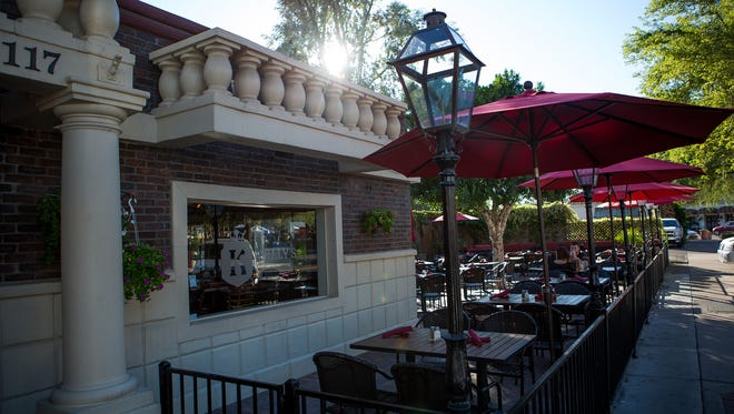 Kelly's at SouthBridge is one of the restaurants in downtown Scottsdale.