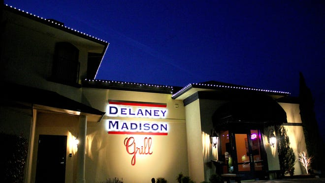 Delaney Madison Grill is closed for renovations.
