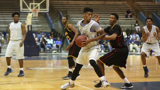 Guard Raeford Worsham will try to help the Tigers notch another home win on Saturday.
