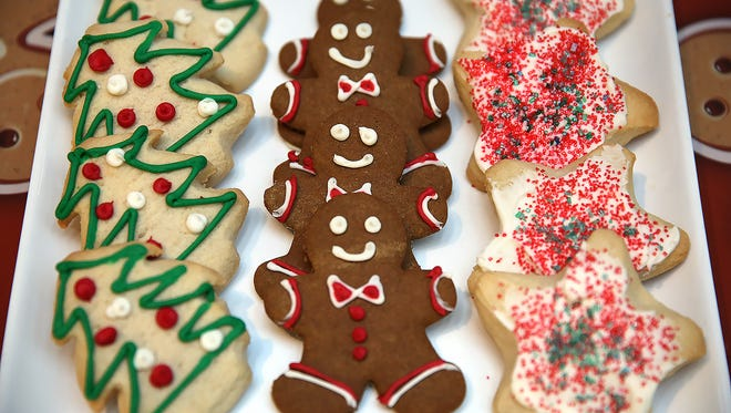 Get your holiday gingerbread fix at Carmel's Christkindlmarkt, open Wednesday-Sunday through Dec. 24 and at Fort Wayne's Festival of Gingerbread through Dec. 10.
