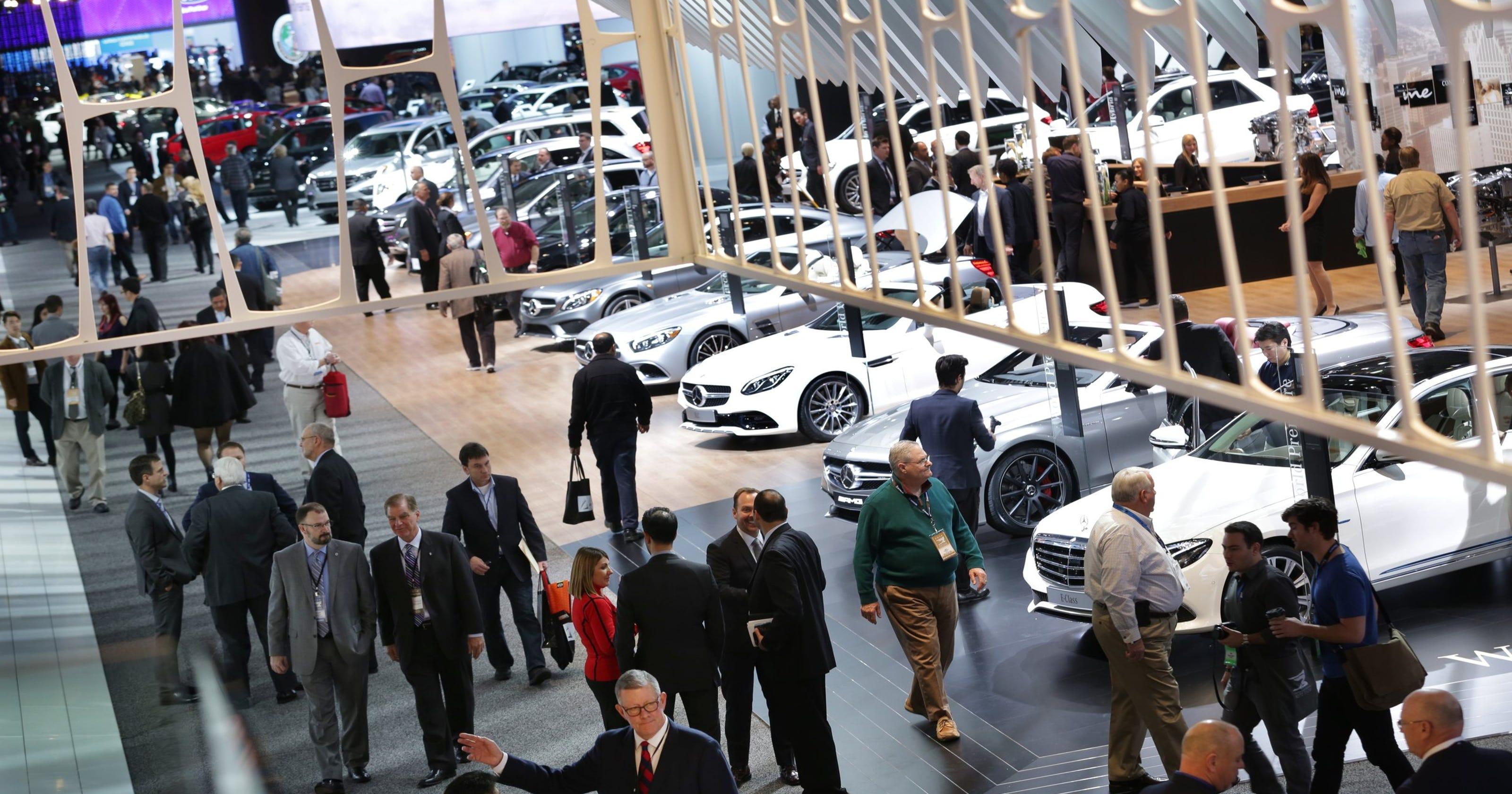 Detroit Free Press Auto >> If You Go To The Detroit Auto Show