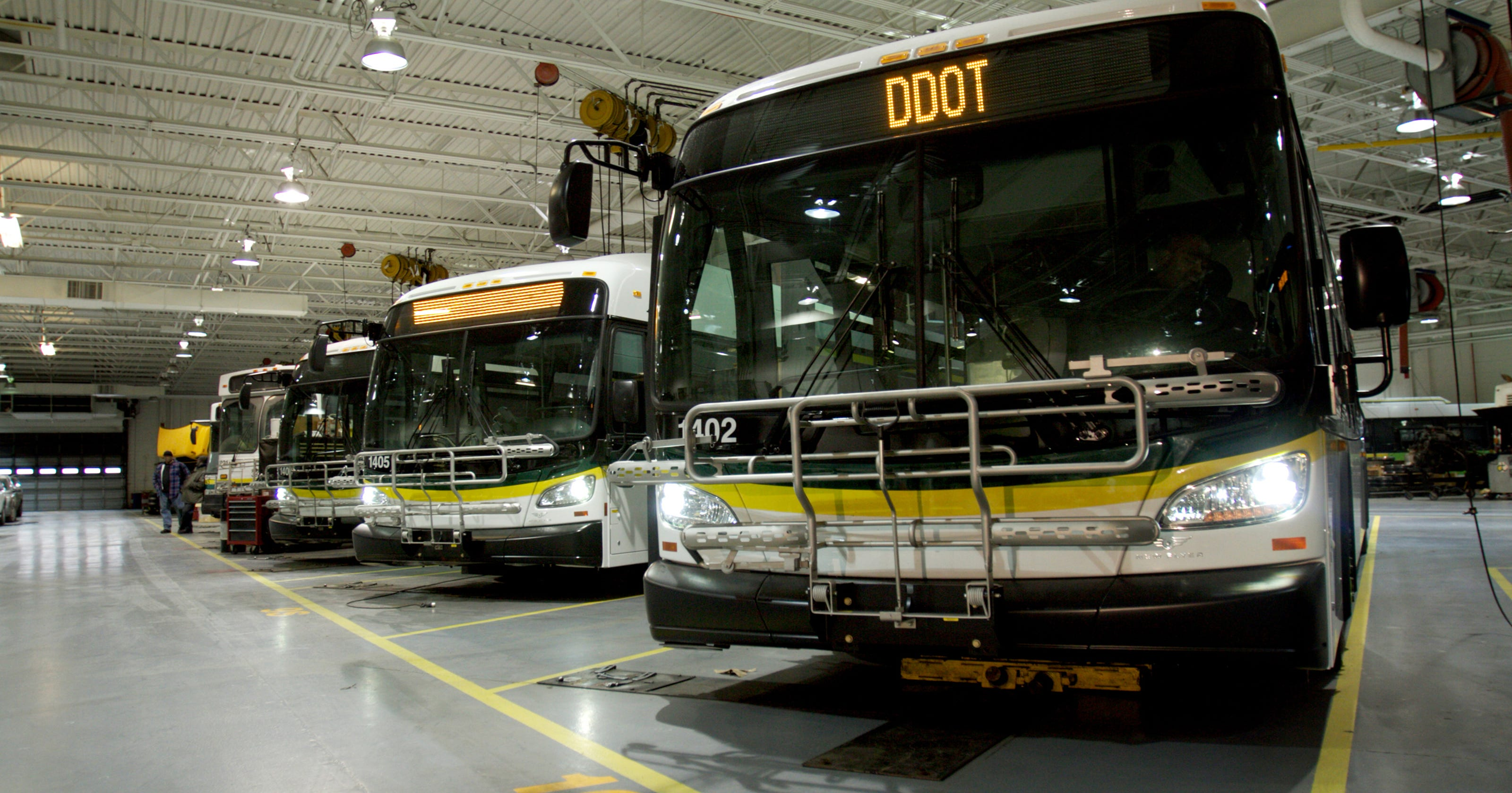 ddot to add 24-hour bus service on key routes