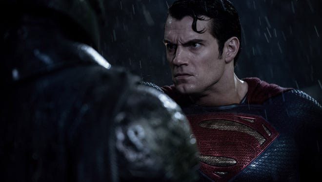 "Henry Cavill's Man of Steel doesn't exactly agree with the antics of Gotham City's resident vigilante in ""Batman v Superman: Dawn of Justice."""