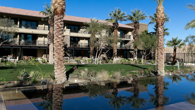 The Ritz Carlton Rancho Mirage is one of six destinations being offered by Visit California in its vacation lottery program for those who get a COVID-19 vaccine.