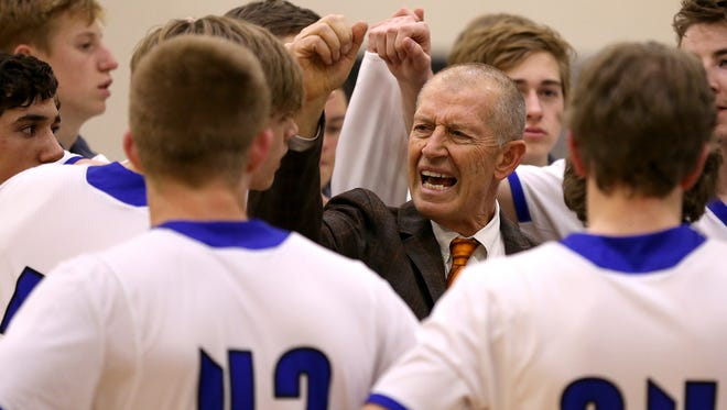 The Resurrection Christian boys basketball team is 23-0 entering this week's Class 2A state tournament. The Cougars lost in the 2A title game last season.