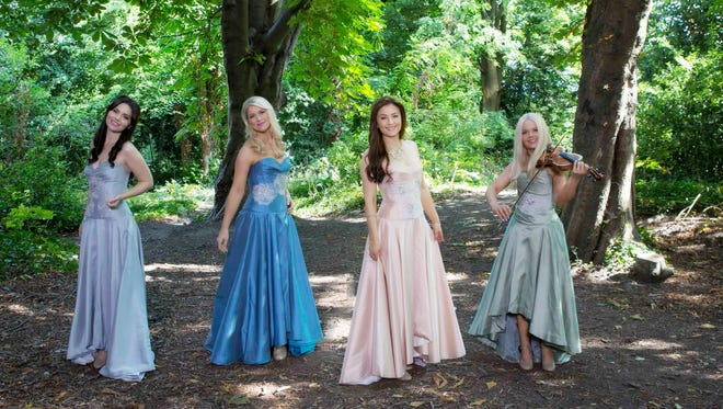 "Celtic Woman is touring in support of new album ""Destiny,"" which was released Jan. 15."