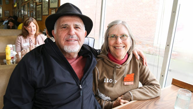 Farouk Husseini and his wife Beth Husseini are Marion County Master Gardeners, and they're inviting the public to a hands-on grafting clinic Saturday at the MCMG demonstration garden on Center Street NE.