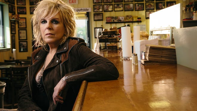 "Lucinda Williams' new album, ""Ghosts of Highway 20,"" is about working-class people, the singer-songwriter says."