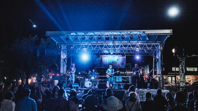 George Streetfest on Main is a nightlife event designed to celebrate the best of Southern Utah on the first Friday of every month from 6-11 p.m.