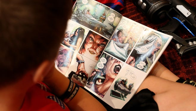 Free Comic Book Day takes place May 7 at independent comic shops around Salem.