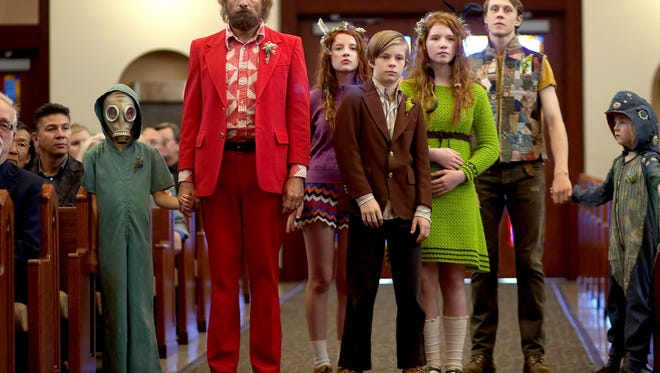 "Viggo Mortensen stars in ""Captain Fantastic,"" which screens at this year's Cinetopia International Film Festival."