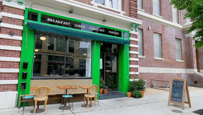Cardinal Provisions opened earlier this year on Bangs Avenue in Asbury Park.