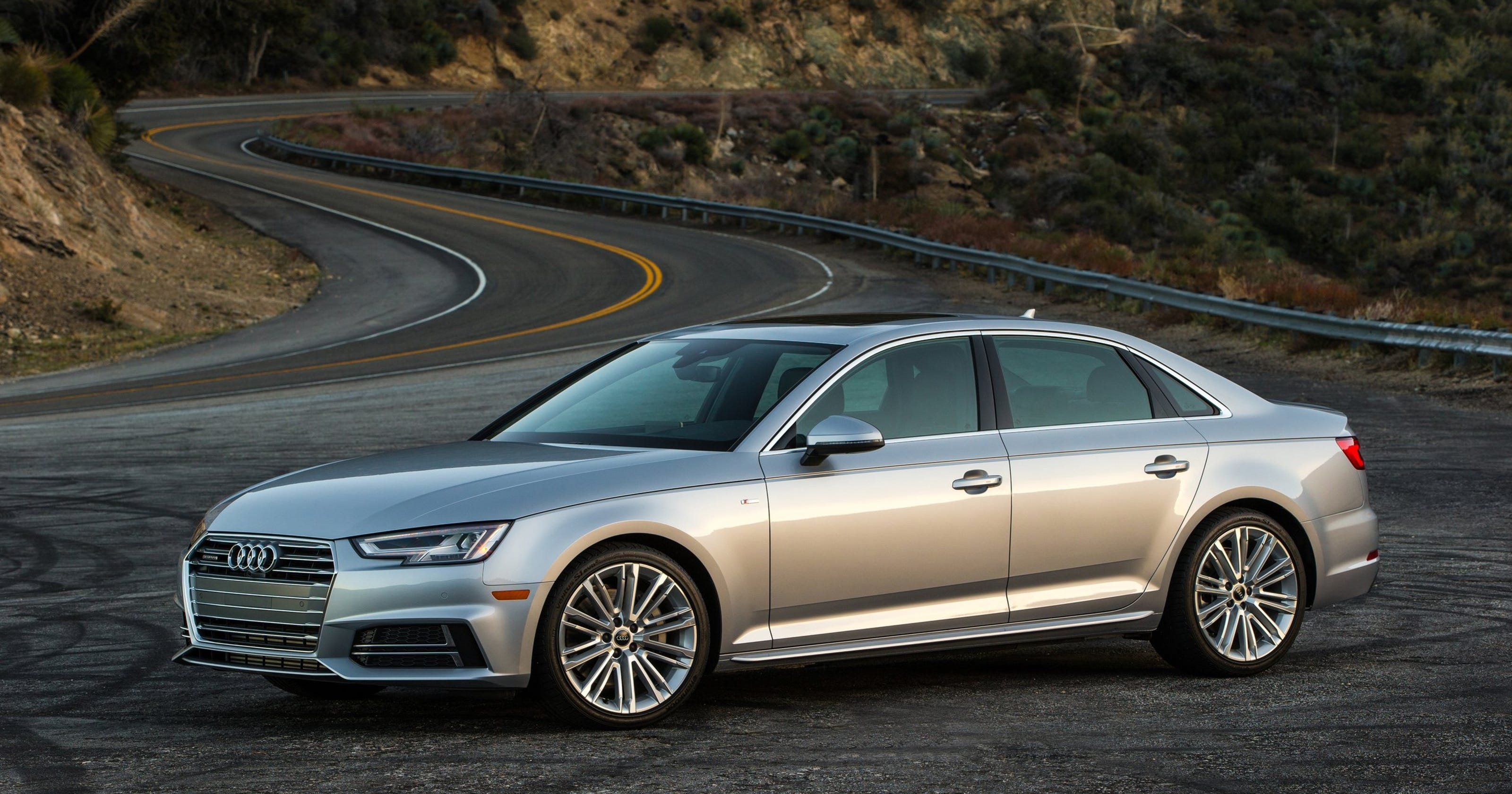 Review: Audi plays it safe with 2017 A4 sport sedan