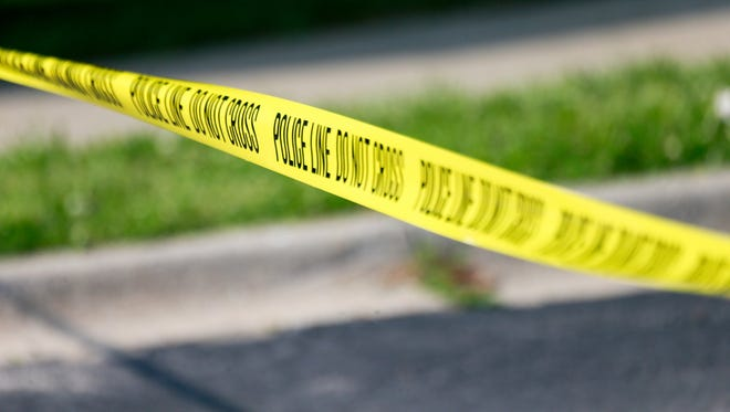 Police say three men were shot and two died early Wednesday on Detroit's east side.