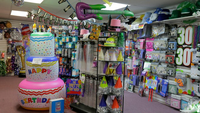 Party Corner Party Rentals and Supplies is a Shrewsbury business that provides a broad range of supplies for parties and special occasions.