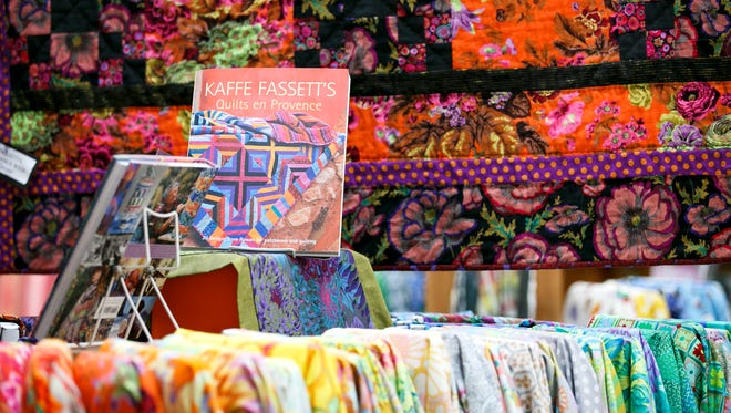 Greenbaum's Quilted Forest, which has been open in Salem since 1900 and was listed as one of the top 20 quilt shops in the U.S. and Canada by Better Homes & Gardens magazine in 2007, will be closing by August 31. Third generation owners Sylvia and Bill Dorney are retiring.