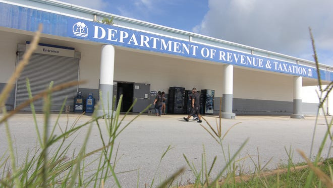 The Department of Revenue and Taxation.