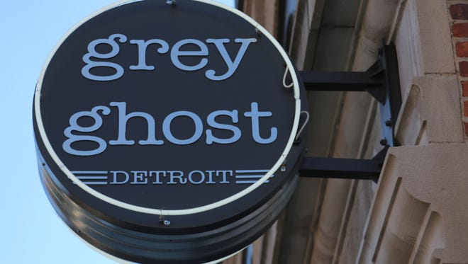 Grey Ghost Detroit debuts in Brush Park at 4:30 p.m. Thursday, July 28, 2016.