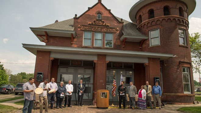 FireKeepers Casino Hotel announced its new restaurant, bakery and food pantry called The Fire Hub at the old fire station at 175 S. Kendall St. earlier this year.