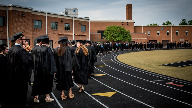 York Suburban High School was ranked among the top 500 in the nation by Newsweek for 2016.