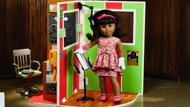 American Girl is releasing its latest historical BeForever doll on Aug. 20, 2016, in Detroit, five days before the national launch of Melody Ellison. The character is a 9-year-old Detroit girl who finds her voice in Motown sound and the civil rights movement.